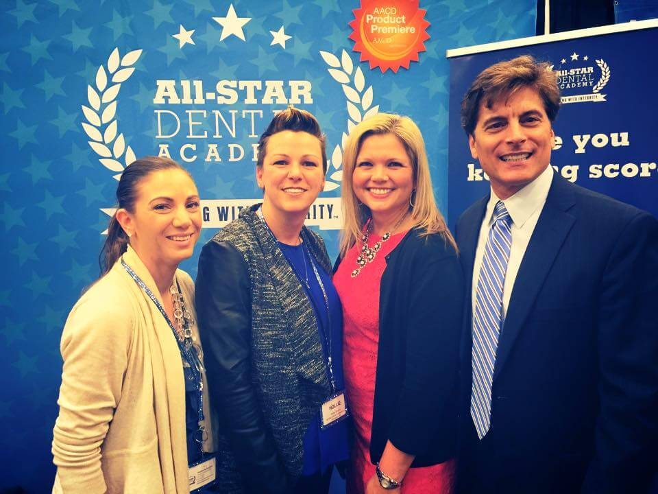 All-Star Dental Academy Attends the American Academy of Cosmetic Dentistry's (AACD) 2015 Annual Scientific Session