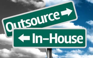 Outsource vs In-house