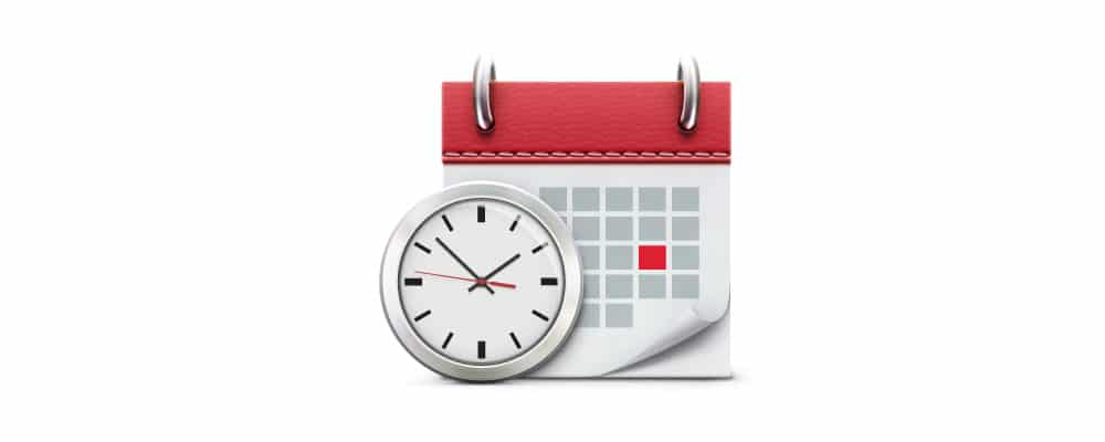 Calendar And Clock, All-Star Dental Academy